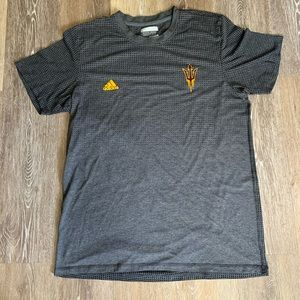 Adidas Arizona State  Men's T-shirt Sz L